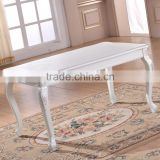 Eco-Friendly high level banquet hall wooden dining tables
