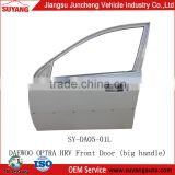 OEM Steel Front Door For Daewoo Optra HRV Car Auto Body Parts