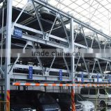 lift and slide parking construction plc control car parking system parking construction equipment