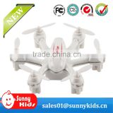 New product flying light toy 2.4G mini rc drone quodcopter remote control aircraft