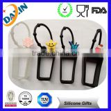 promotional gifts silicone hand sanitizer holders hand gel holders