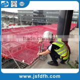 CE standard construction polyest material safety net safety netting with cheap price                                                                                         Most Popular