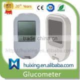 High quality Digital Blood Glucose Meter with Big welding Screen / SMT PCB / USB PC Connection / CR2032 battery