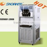 With EMBRACO compressor soft frozen yogurt machine