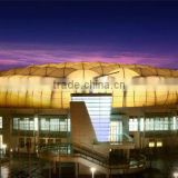 PTFE (Teflon) Architectural Membrane for Airport Stadiumcover high tensile Construction Top Film