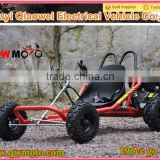 QWMOTO Hot sale handle Trottle go kart 6.5hp mini Go kart 200CC gas Cross Go kart buggy