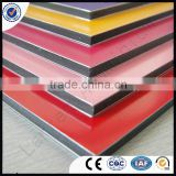 Wall Decoration Material ACP High Quality 3mm 4mm PVDF Aluminium-plastic Composite Panel