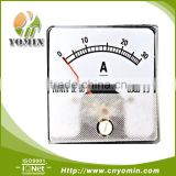 Manufacturer DC-A50 Direct Input AC Voltmeter , Analog Panel Meter Voltage Meter 50*50 .