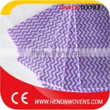 Attractive In Price And Quality, Good Quality Mesh Nonwoven Color Apertured Spunlace Fabric Rolls