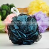Body washing bath sponge flowers