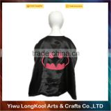 Wholesale kids halloween performance cape costume cosplay superhero cape