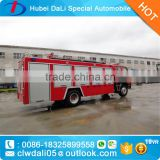 Hot Hot New Design Dongfeng Sinotruck 4*2 fire water cannon with pump fire truck manufacturers for sale