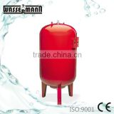 Rubber bladder for pressure tanks