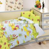 Majoli Bedding Set, 4 Pcs Crib/Toddler, Duck