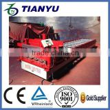 Nigeria High Speed Hydraulic Motor Aluminum Glazed Tile Roll Forming Machine Manufacturer Made In China