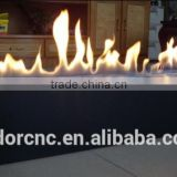 China 700X250X235mm intelligent professional alcohol fireplace