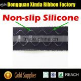 Guangdong supplier wholesale silicone gripper elastic webbing band
