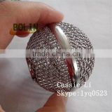 304 316 Stainless steel wire mesh balls