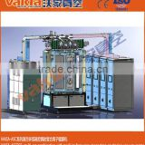 24K watch gold plating machine, silver vacuum coating equipment