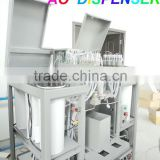 AO200 simultaneous automatic paint tinting machine/0.077ml accuracy full automatic colorant dispenser machine