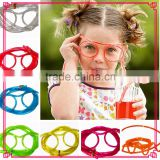 NEW Novelty Crazy Straw Drinking Glasses for Kids Birthday Party                                                                         Quality Choice