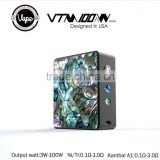 INquiry about Best price&fast shipping Vape Connexx Vtm 100W mini Tc Box Mod, alibaba express products mini vtm 100W