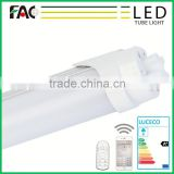 150lm/W Factory direct sale inmetro t8 led tube light