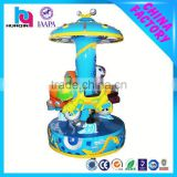 novelty design amusement playground mini carousel for sale rides for kid