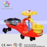 Factory Wholesale Cheap Price Children Baby Toddle Swing Car Plastic Twist Car Plasma Car