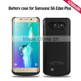 Newest Rechargeable Backup Battery Charger Power Bank Case For Samsung Galaxy S6 Edge Plus
