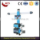 Vehicle 3D Wheel Alignment Machine