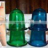 colorful medical vacuum massage silicone cups