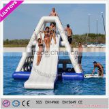 Wonderful exciting water park slides for sale/sea sport game/commercial adult slide
