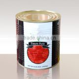 OEM ODM Cheap ketchup export Africa 210g 400g 800g 2.2kg tomato paste Canned Tomato Sauce