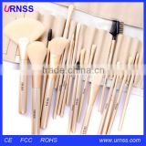 2016 OEM wholesale new products go pro makeup brush set beauty products, best professional natural makeup brushes makeup