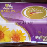 Wholesales White Color Toilet Tissue FMCG products