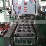Yogurt Cup Filling & Sealing Machine/Automatic jam Yogurt jelly MILK peanut butter cup filling and sealing machine