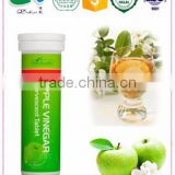 Bulk apple cider vinegar effervescent tablet for diabetic