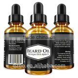 OEM private label service richer manageable beard oil
