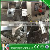 chocolate making machine with moulding/ chocolate coating small chocolat enrober machinery for sale