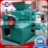 carbon black ball making machine roller press iron powder machine