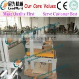 hot food auto paper melt milk carton sealing machine /carton folding and sealing machine