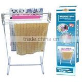 Multifunctional clothes drying rack,foldable clothes drying rack,Multifunctional towel rack