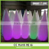 Various shapes of chandeliers,led color changing floor light online sale