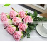 FLS04-1 GNW Artificial flower rose decoration for wedding stage silk flower arrangements