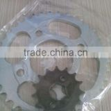 chain sprocket kit use for cd70/kart sprocket/bicycle sprocket sizes