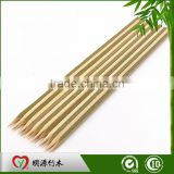 Custom Barbeque Bbq Natural Eco-friendly Indian Safe Useful Bamboo Stick