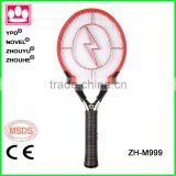 2014 certification handheld ZHOUYU unique zapper mosquito racket with light a b c d e f g h i j k l n m o p q r s t u v w x y z