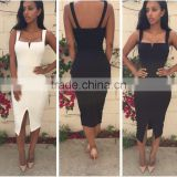 Bestdress boutique Bestdress celeb formal 2015 EUROPEAN SEXY FURCAL BANDAGE DRESS BRACES TIGHT NIGHTCLUB-STYLE DRESSES apparel