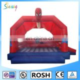Halloween inflatable spider,inflatable jumping castle,inflatable spider man bouncy castle